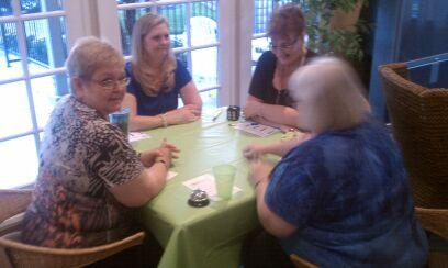 Bunco Event at Somerset Apartments in Chino